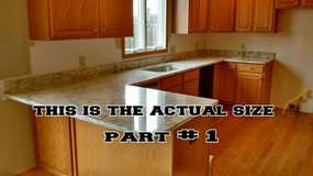 kitchen Corian solid surfaces in Quad Cities, Iowa