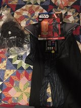 Darth Vader costume in Cleveland, Texas