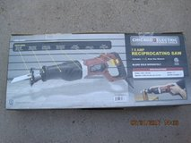 (NEW) Chicago Electric 7.5 Amp Reciprocating Saw - $35 in Travis AFB, California