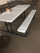 Picnic Table - Table break down flat in Fort Leonard Wood, Missouri