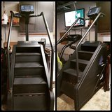 Stairmaster in Camp Pendleton, California