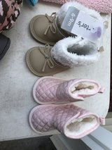 Baby shoes in St. Charles, Illinois