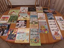 Big lot of books for the young reader in Alamogordo, New Mexico