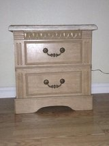 This 2 Drawer nightstand for sale for only $35.00  OBO. in Camp Pendleton, California