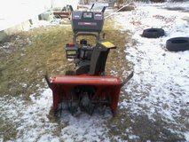 Noma 8 HP snowblower- in Fort Drum, New York