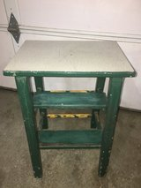 Side table/hidden ladder in St. Charles, Illinois