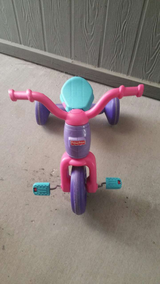 Girls bike in Hinesville, Georgia
