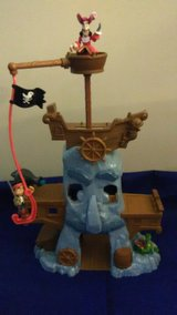 Jake and the Never Land Pirates Hook's Adventure Rock Play Set in St. Charles, Illinois