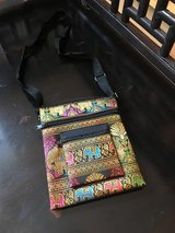 colorful crossbody travel purse in Ramstein, Germany