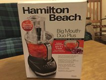 Hamilton Beach Food Processor in Fort Bliss, Texas