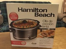 Hamilton Beach Crock Pot Extra Large 7.5 Liters in Fort Bliss, Texas
