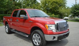 2010 Ford F150 4WD in Nashville, Tennessee