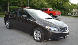 2014 Honda Civic LX 4Door in Nashville, Tennessee