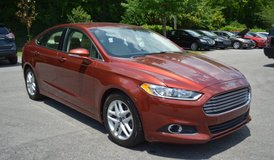 2014 Ford Fusion SE in Nashville, Tennessee
