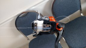 Like New Fishing Reel And Rod in Camp Lejeune, North Carolina