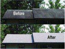 ROOF STAINS WE CAN HELP 100% SAFE in Cleveland, Texas