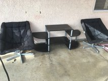 Tv stand  & game chairs in Camp Pendleton, California