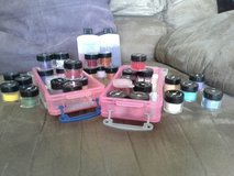 Colored nail Acrylic lot! in St. Charles, Illinois