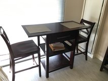 Folding table in St. Charles, Illinois