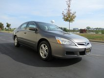 2007 Honda Accord EXL in Naperville, Illinois