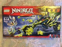 New LEGO Ninjago Chain Cycle Ambush Set in 29 Palms, California