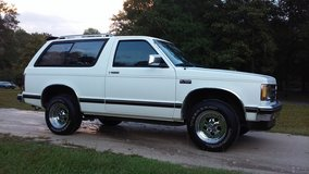 89 Chevy s10 blazer, super clean in Camp Lejeune, North Carolina