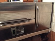 Stainless Steel French Door GE Refrigerator in Bellaire, Texas