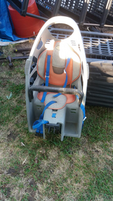 2 bell bike seats $22 each in Fort Riley, Kansas