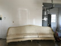Vintage 9ft project sofa in Travis AFB, California