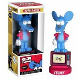 (NEW) Itchy Bobble-head - Simpsons in Vacaville, California