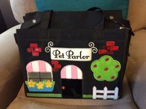 Unique Appliqued Pet Carrier in Beaufort, South Carolina
