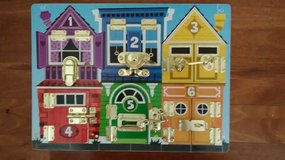 Melissa and Doug Locks and Latches Board in St. Charles, Illinois