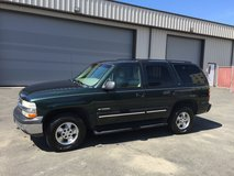 2001 Chevy Tahoe LS 4x4 in Travis AFB, California