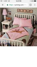 Land Of Nod, Twin size Quilt. in St. Charles, Illinois