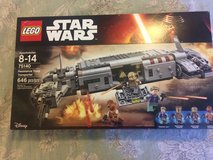 New Retired LEGO Star Wars Resistance Troop Transporter in 29 Palms, California