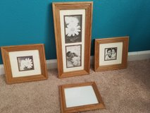 Wood picture frames in Fort Leonard Wood, Missouri