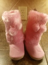 Brand New GYMBOREE pink boots size 2/3 in Baytown, Texas