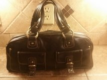 NINE WEST brown leather purse in Baytown, Texas