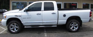 07 Dodge Ram in Fort Lewis, Washington