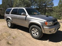 2002 Toyota 4Runner Sport Edition in Ruidoso, New Mexico