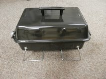 Portable Grill (Propane) for Tailgating, Camping, Fishing, Anything Outdooors in New Lenox, Illinois