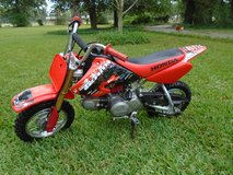 2003 Honda XR 50R Motorcycle Dirt Bike with Very Low Miles in Conroe, Texas