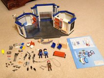 Playmobil Police Station 4264 in Plainfield, Illinois