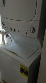 GE Stack Washer and Dryer in Lawton, Oklahoma