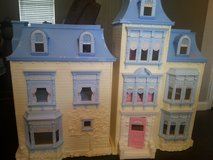 Doll house in Beaufort, South Carolina