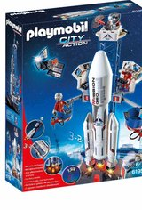 TOY Rocket spaceship in Cleveland, Texas
