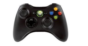 Controller for Windows with Windows Wireless Receiver (Xbox 360 Wireless) in Fort Meade, Maryland