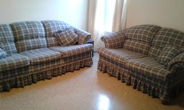 Sofa and Love Seat Set in Fort Hood, Texas