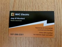 MAC Electric - Free estimates in Fort Polk, Louisiana