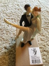 Wedding cake topper in Naperville, Illinois